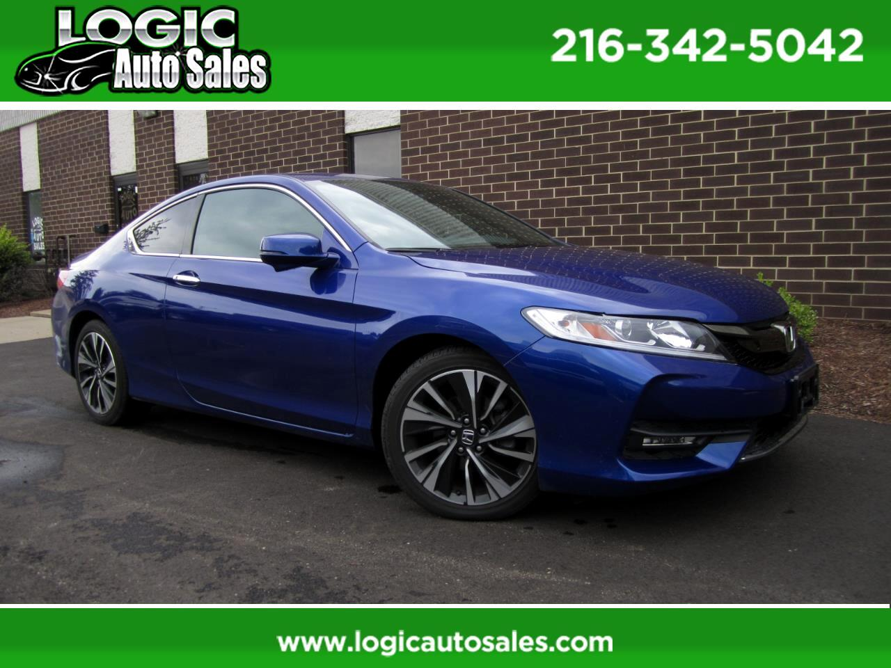 Honda Accord Coupe EX Manual 2017
