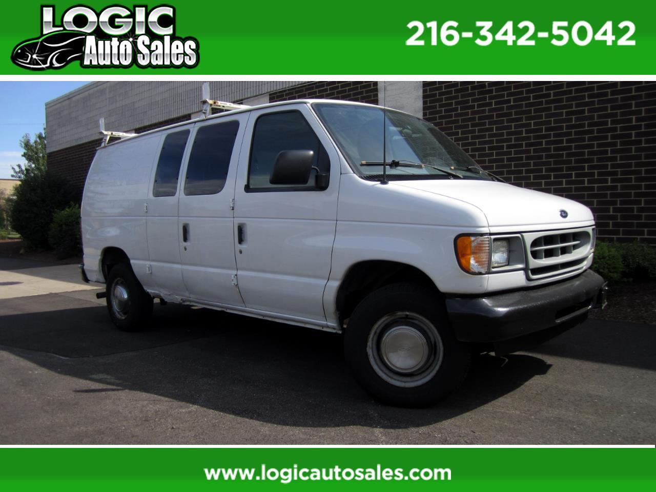 2002 Ford Econoline Cargo Van E-250