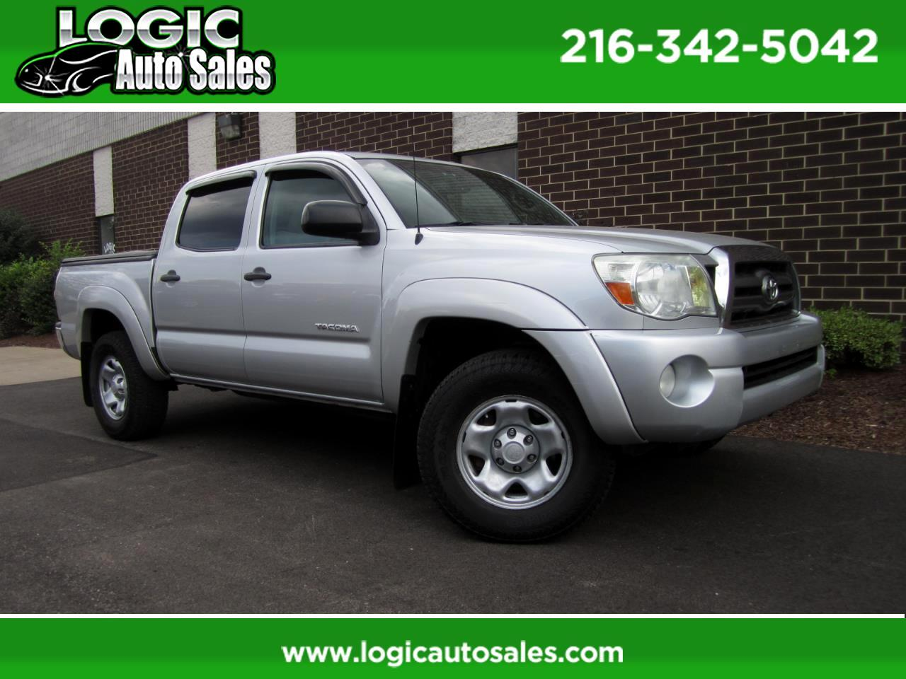 Toyota Tacoma 4WD Double V6 AT (Natl) 2010