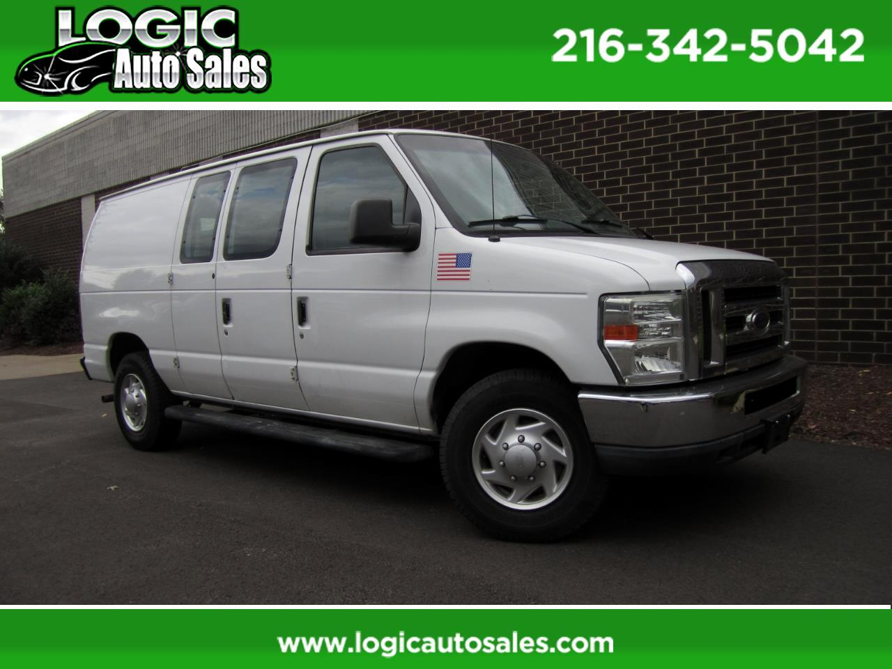 Ford Econoline Cargo Van E-250 Commercial 2010