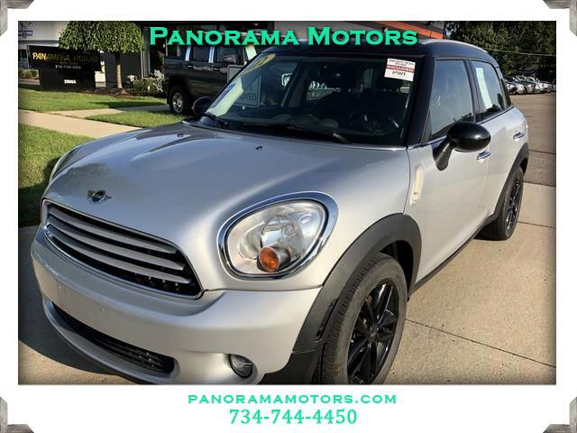 2012 MINI Countryman Base