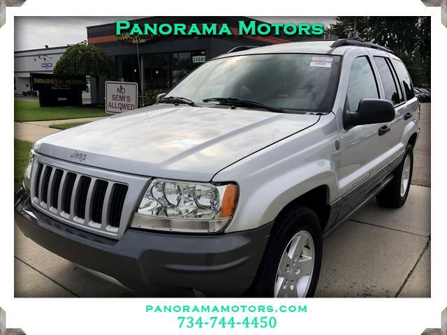 Jeep Grand Cherokee Columbia Edition 4WD 2004