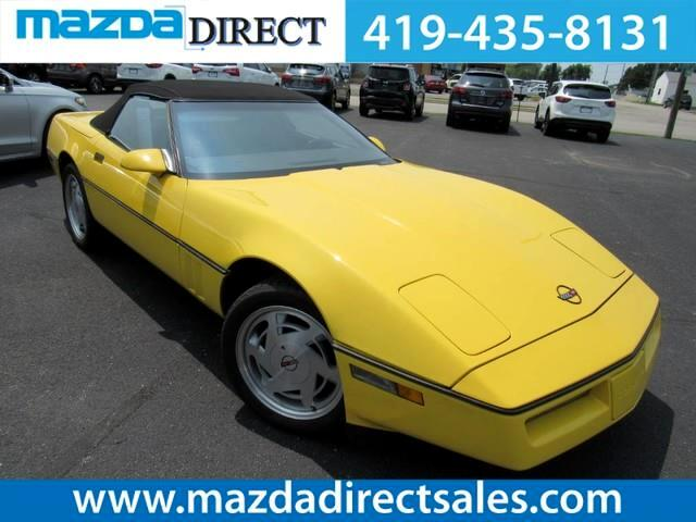 1988 Chevrolet Corvette Convertible