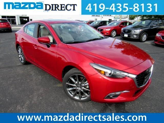2018 Mazda MAZDA3 s Grand Touring AT 4-Door