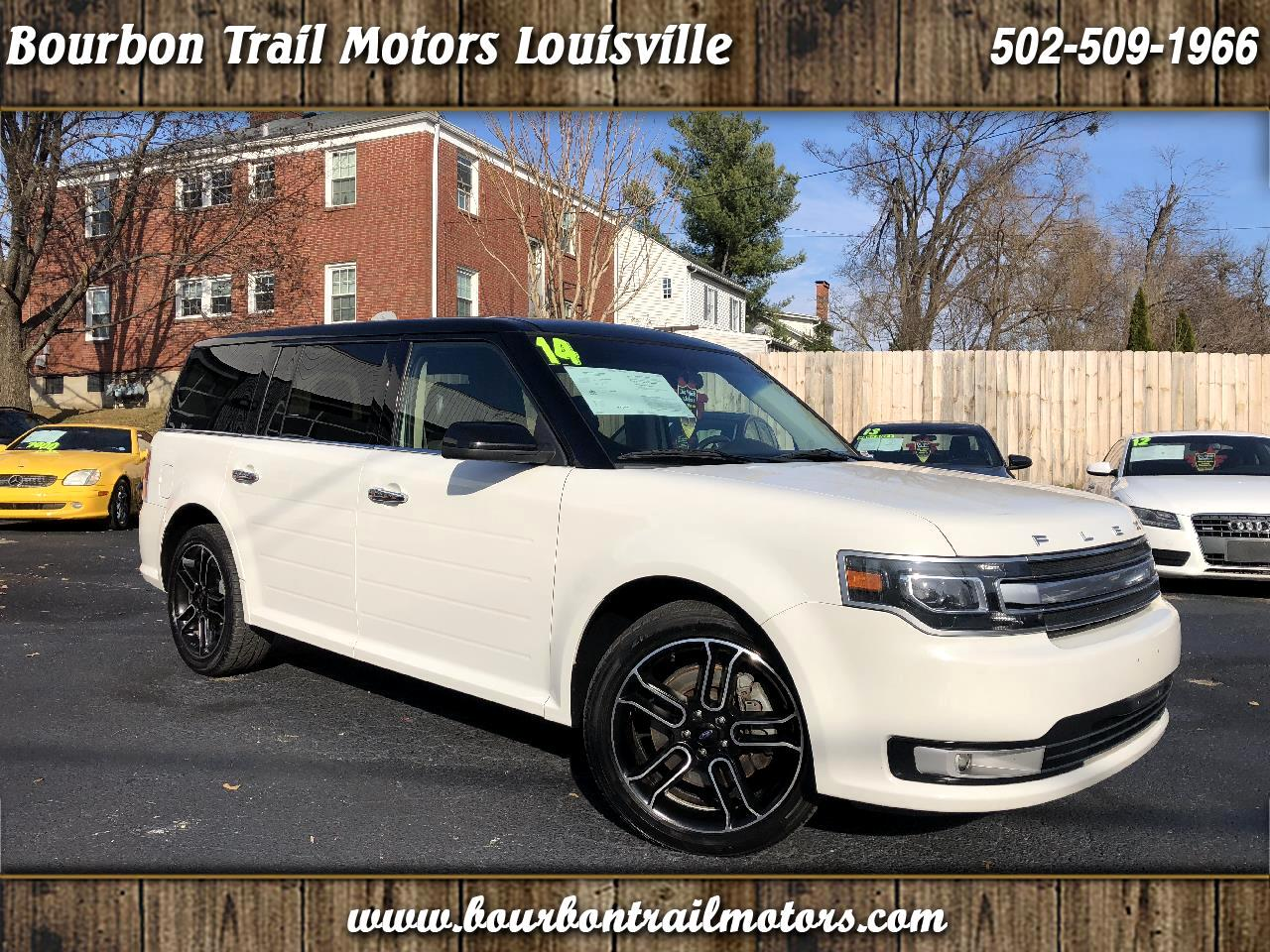 2014 Ford Flex 4dr Limited FWD