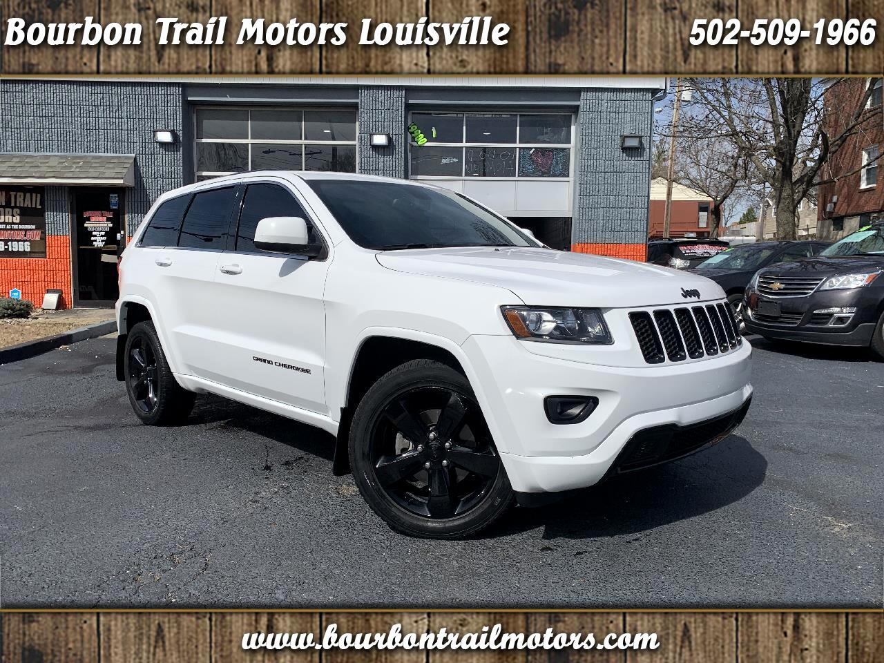 2014 Jeep Grand Cherokee 4WD 4dr Altitude