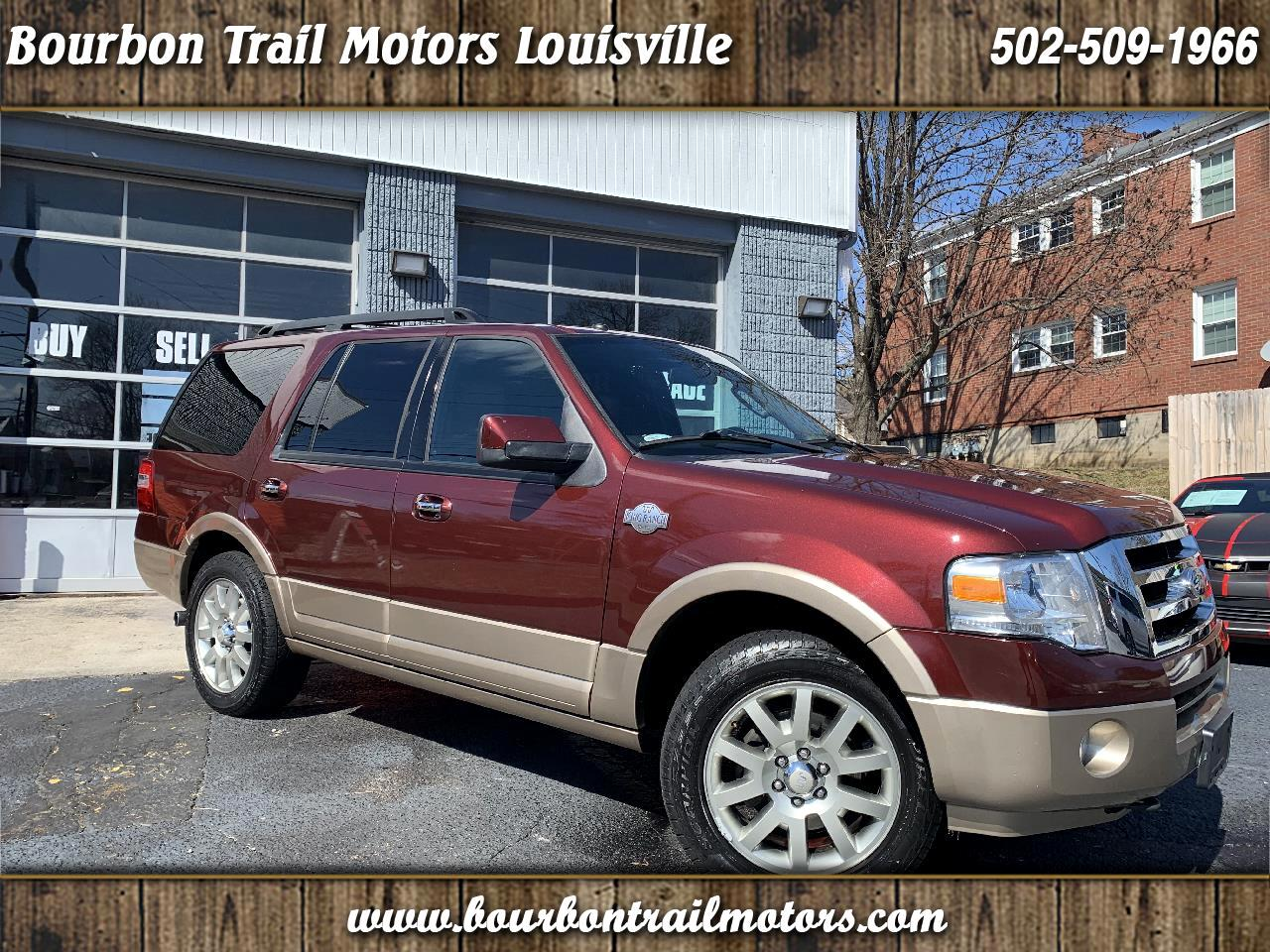 2011 Ford Expedition 5.4L King Ranch 4WD