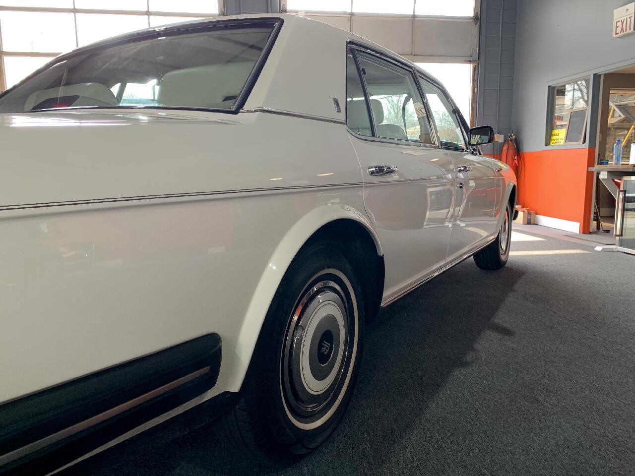1989 Rolls-Royce Silver Spur BASE LWB