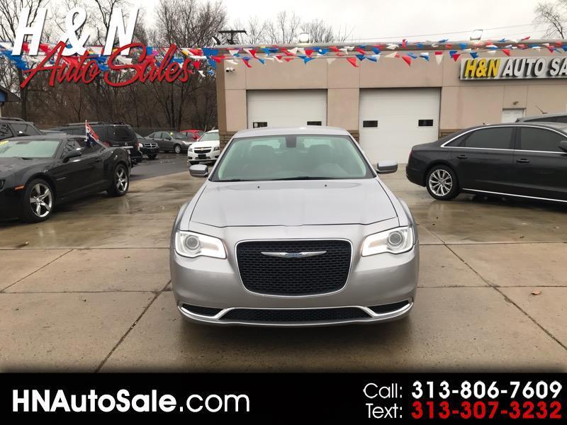 2015 Chrysler 300 Limited RWD