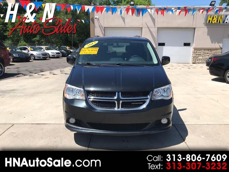 2012 Dodge Grand Caravan 4dr Wgn Crew