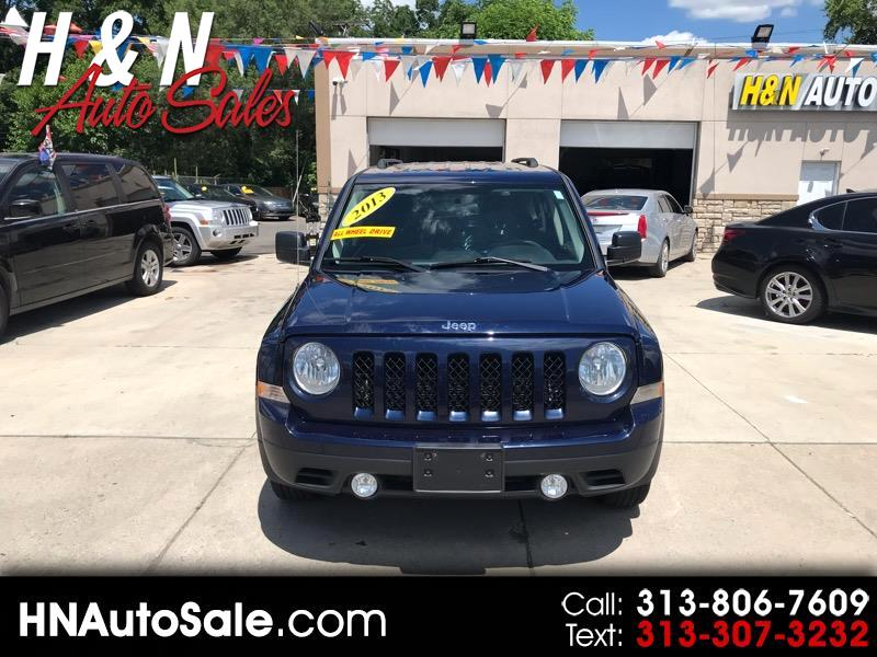 Jeep Patriot 4WD 4dr Sport 2013