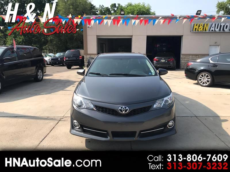 Toyota Camry 4dr Sdn I4 Auto L (Natl) 2012