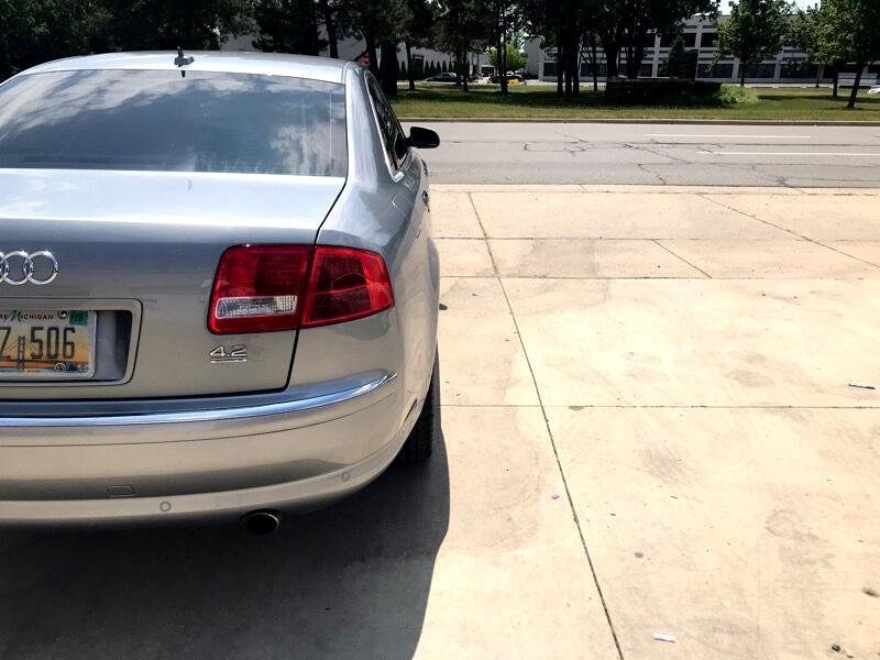 2007 Audi A8 L