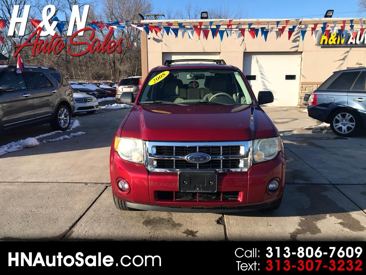 Ford Escape FWD 4dr I4 Auto XLT 2008