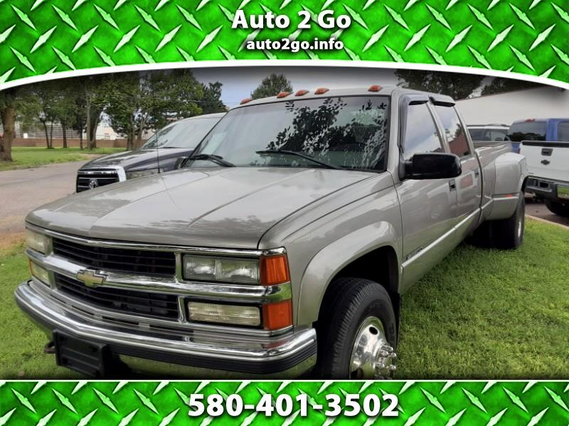 2000 Chevrolet C/K 3500 Crew Cab Long Bed 4WD