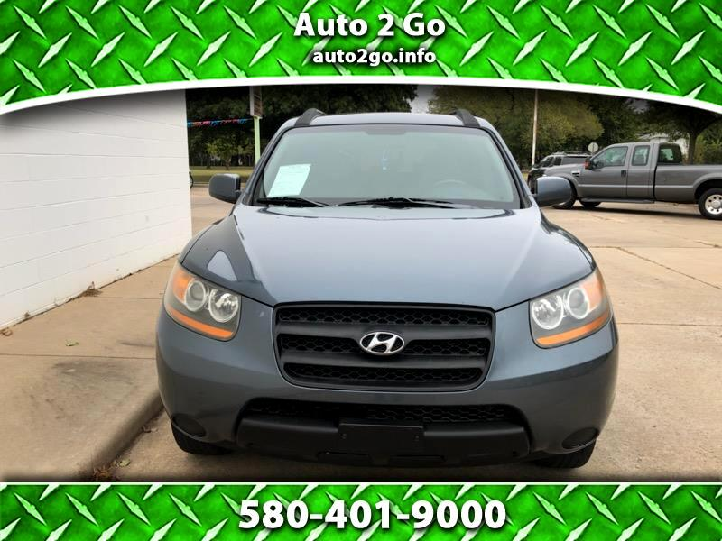 Hyundai Santa Fe GLS 2008