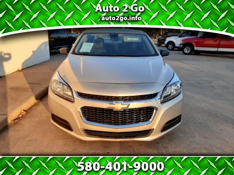 Chevrolet Malibu Limited LS 2016