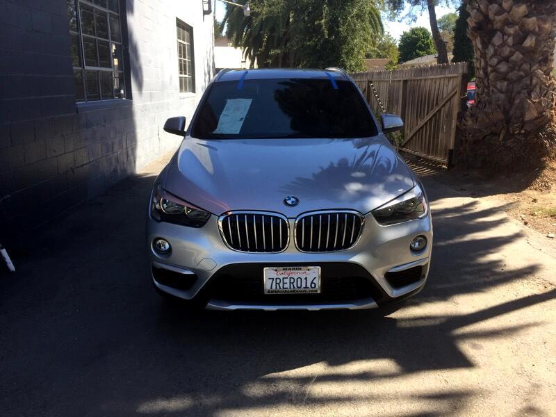 2016 BMW X1 AWD 4dr xDrive28i