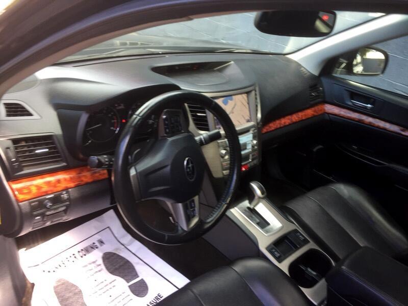 2012 Subaru Legacy Sedan (Natl) 2.5i Ltd Auto