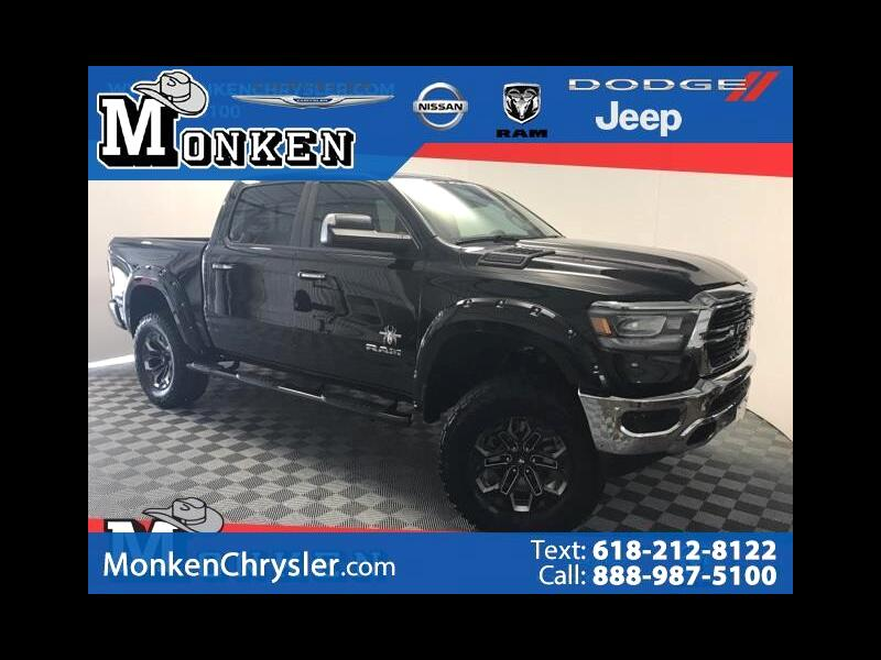 2019 RAM 1500 Ram SCA Black WIdow 4WD