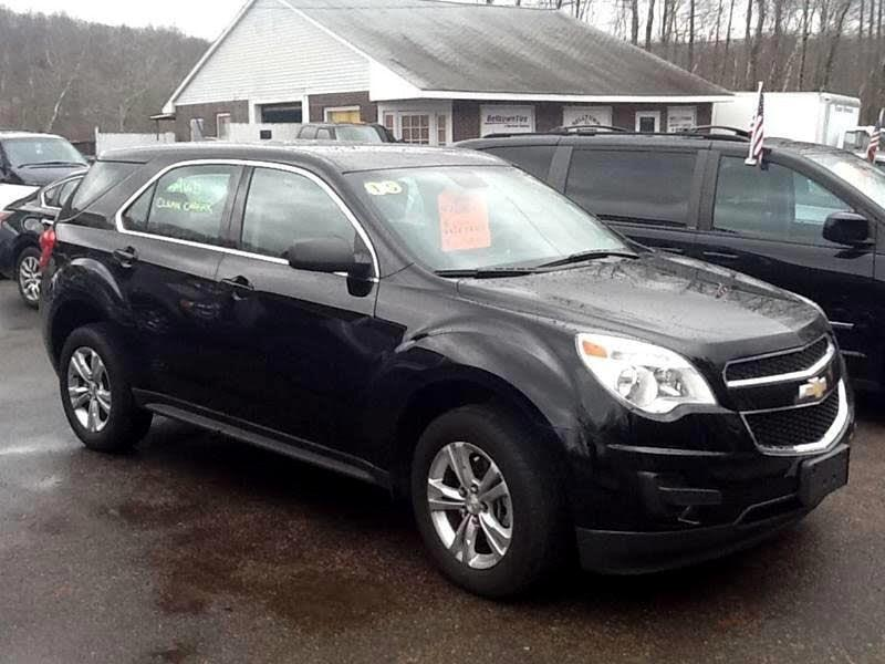used 2015 chevrolet equinox ls awd for sale in east. Black Bedroom Furniture Sets. Home Design Ideas