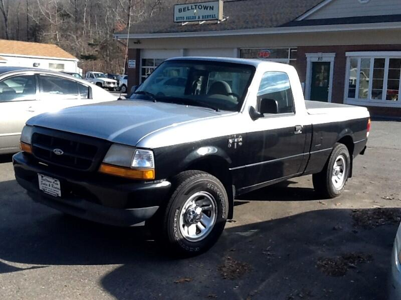 "1999 Ford Ranger 108"" WB Splash"