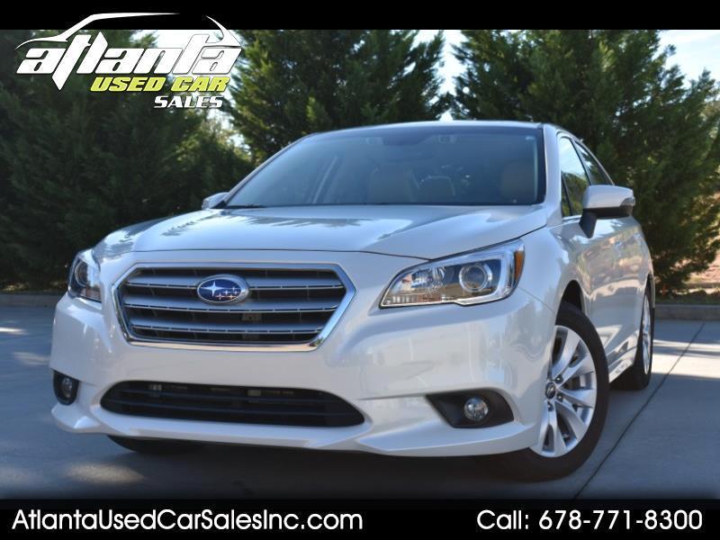 2015 Subaru Legacy 4dr Sdn 2.5i Premium