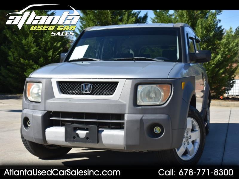 2004 Honda Element 2WD EX Auto