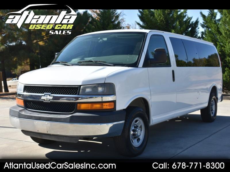 "2008 Chevrolet Express Passenger RWD 3500 155"" LS"