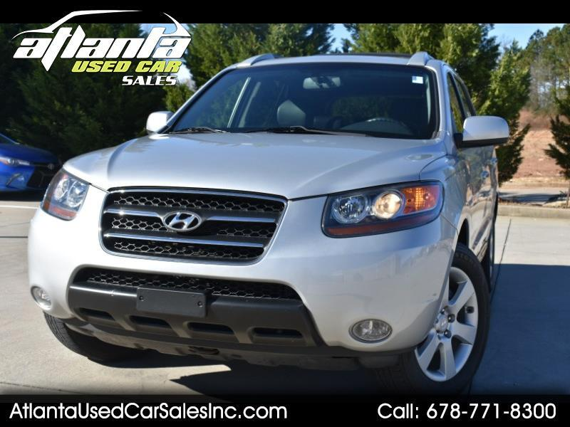 2007 Hyundai Santa Fe Limited w/Ultimate Package