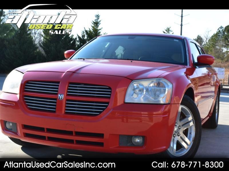 2007 Dodge Magnum 4dr Wgn R/T RWD