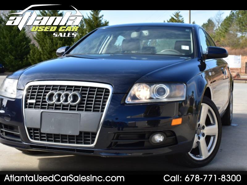 2008 Audi A6 4dr Sdn 3.2L quattro
