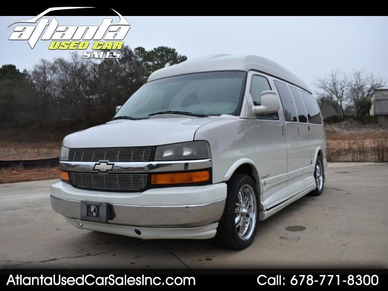"2007 Chevrolet Express RWD 1500 135"" YF7 Upfitter"