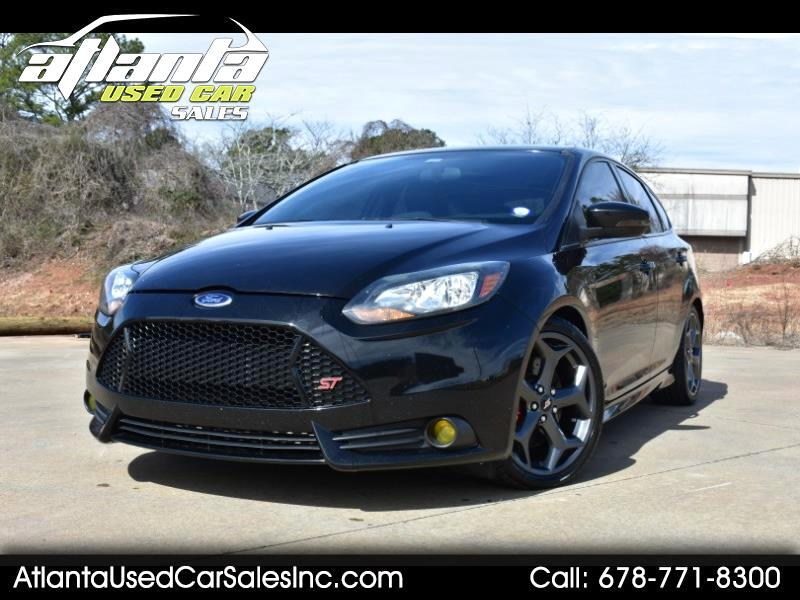 2013 Ford Focus 5dr HB ST