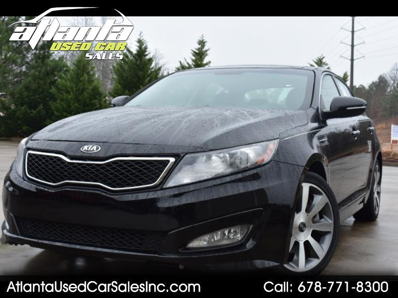 2013 Kia Optima 4dr Sdn SX