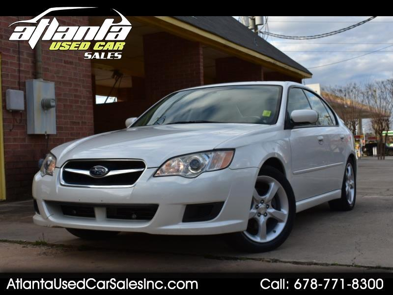 2008 Subaru Legacy 4dr H4 Auto Special Edition