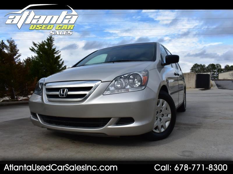 2005 Honda Odyssey LX AT