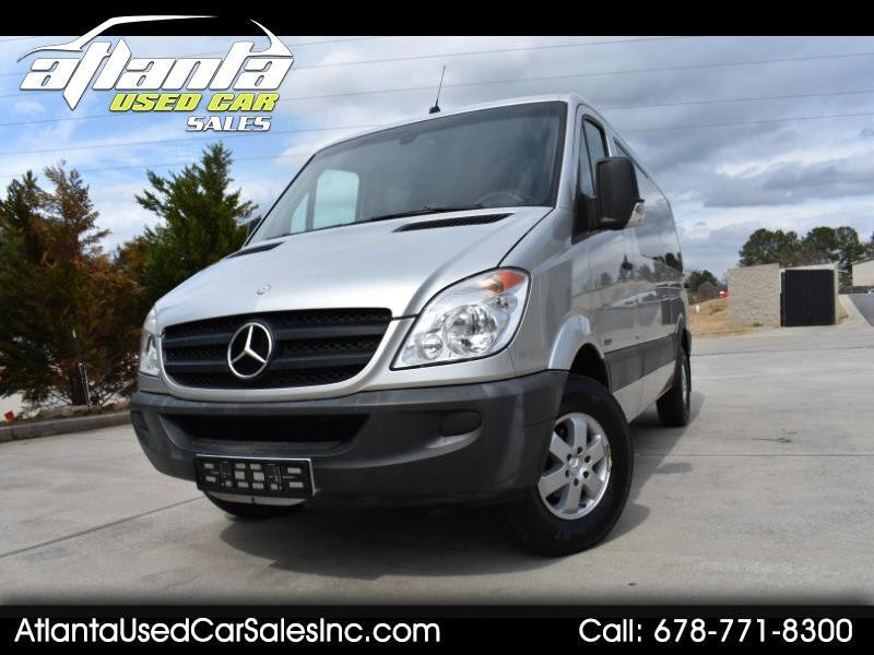 2010 Mercedes-Benz Sprinter 2500 144""