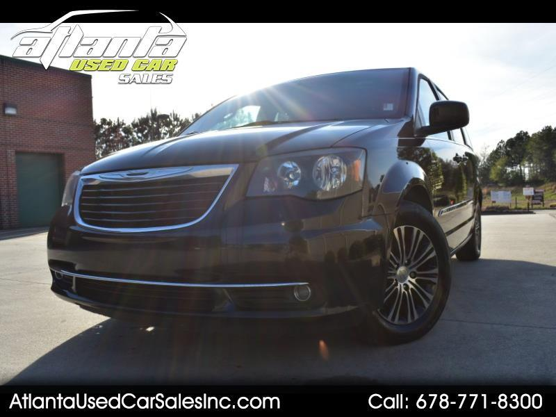2014 Chrysler Town & Country 4dr Wgn S