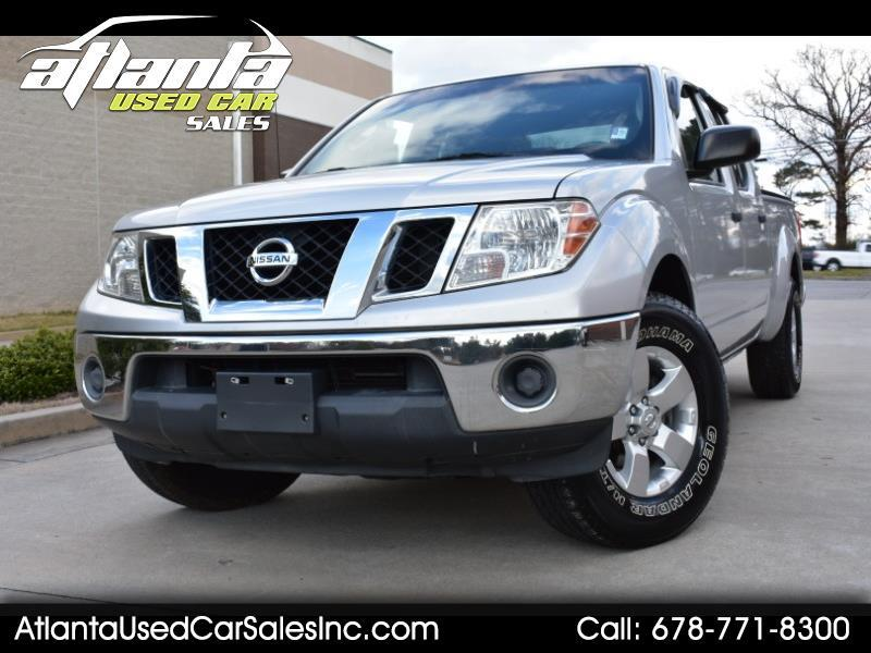 2011 Nissan Frontier 2WD Crew Cab LWB Auto SV