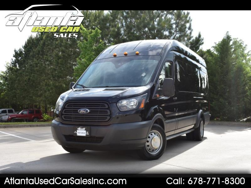 "2016 Ford Transit Wagon T-350 148"" EL High Roof XLT Sliding RH Dr DRW"