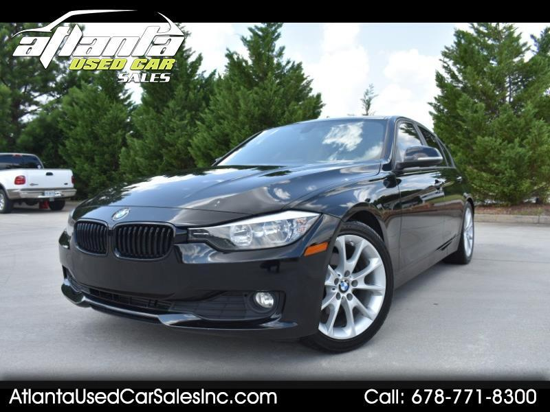 2014 BMW 3 Series 4dr Sdn 320i RWD M Sport Package
