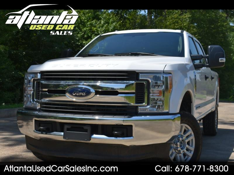 2017 Ford Super Duty F-250 SRW 6.7L Power Stroke Diesel 4X4 Crew Cab