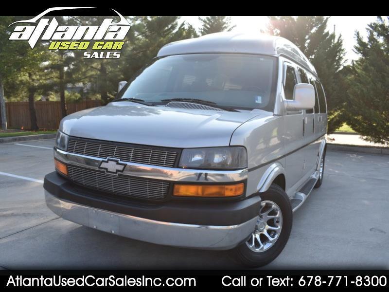 Chevrolet Conversion Van Base 2007