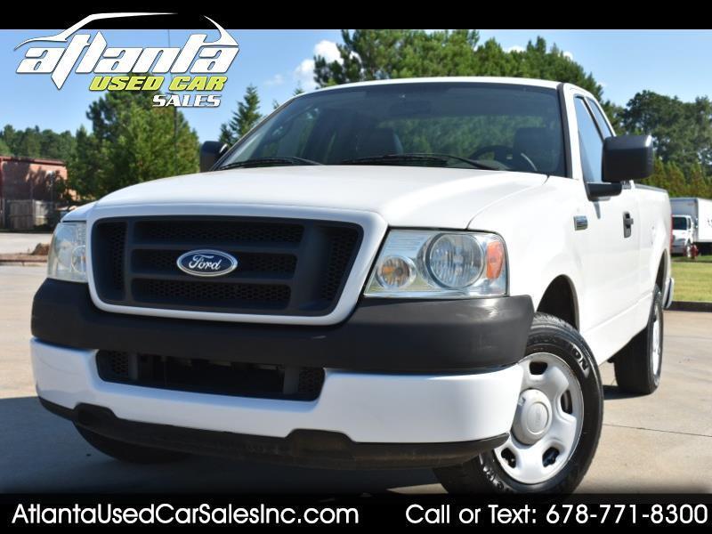 """Ford F-150 Reg Cab 126"""" XLT 2005"""