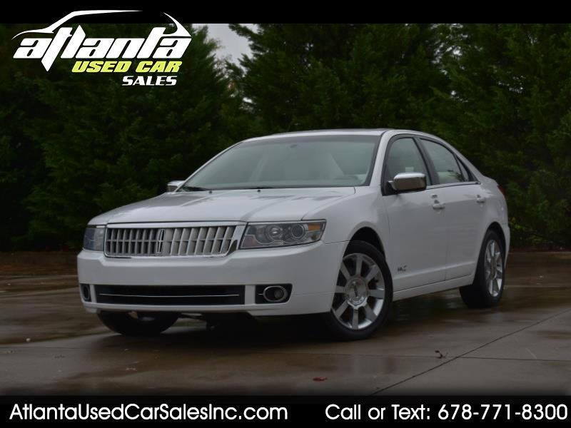 Lincoln MKZ 4dr Sdn FWD 2007