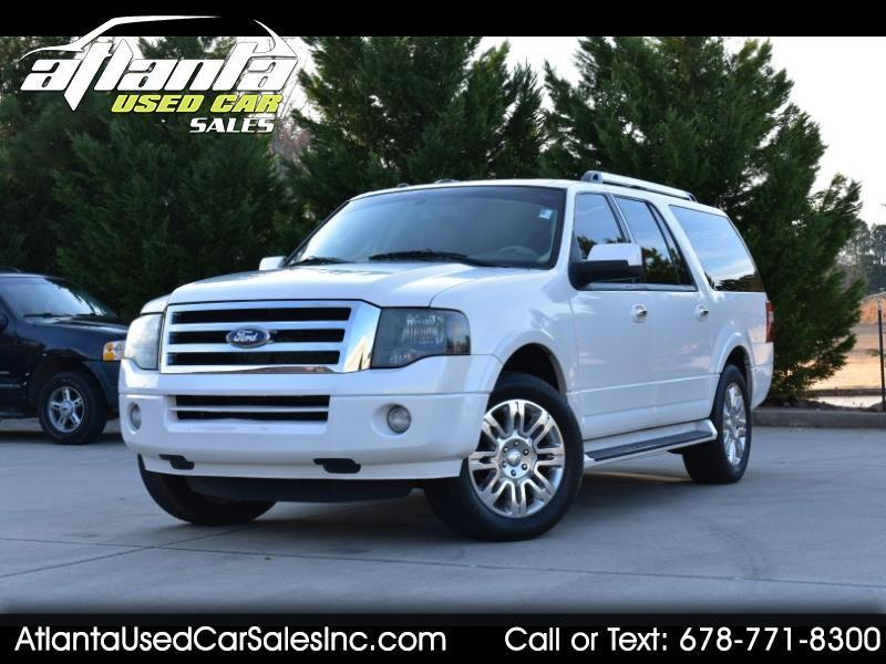 Ford Expedition EL 2WD 4dr Limited 2011