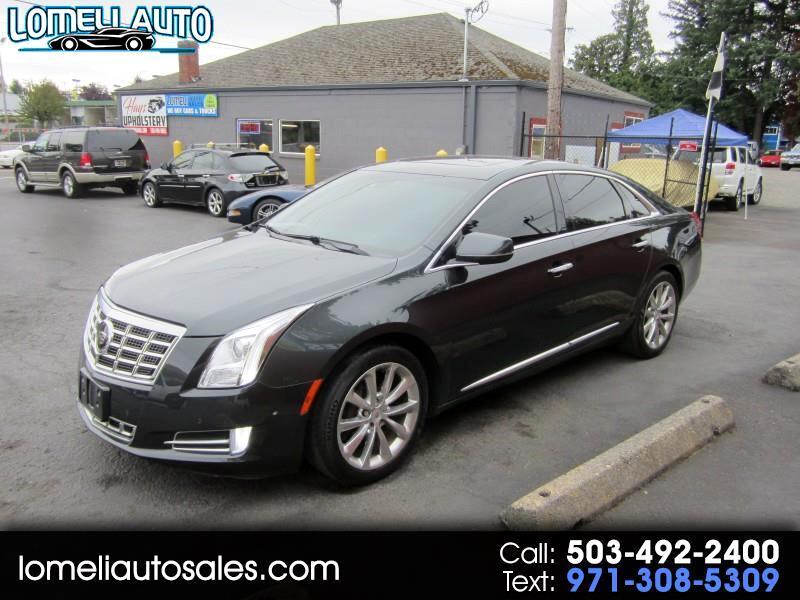 Cadillac XTS Premium FWD 2014