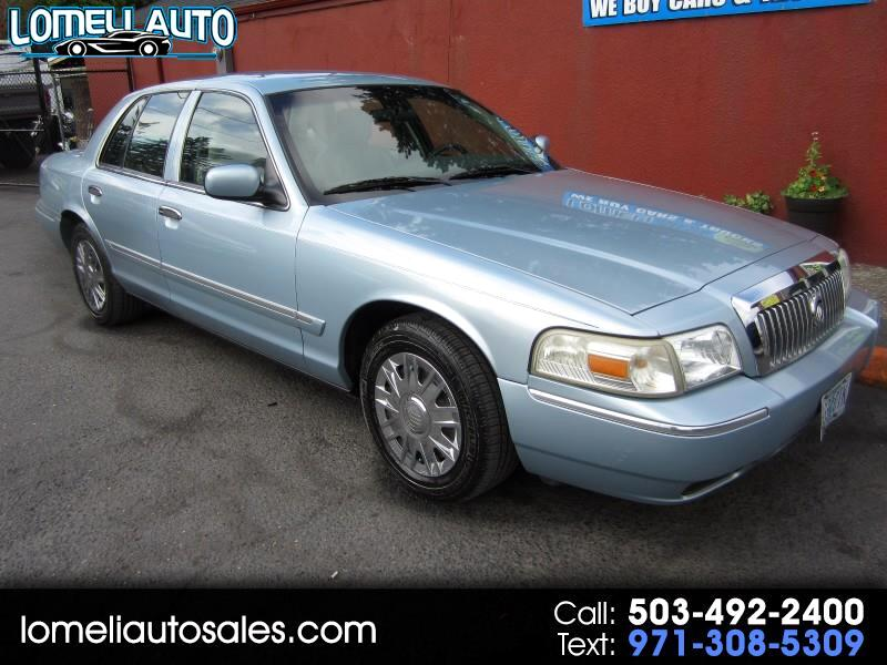 Mercury Grand Marquis GS 2006