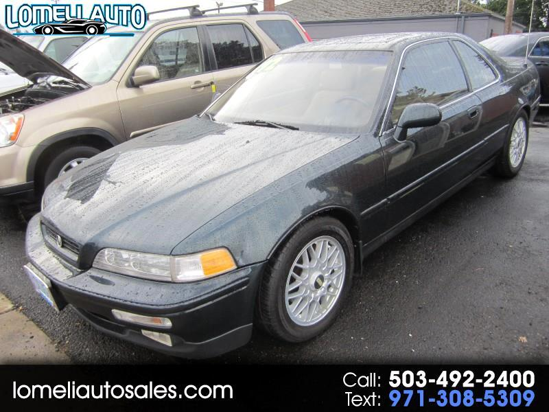 1992 Acura Legend LS Coupe